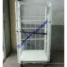 950 * 650 * 1700mm Drei Seiten Rollcontainer