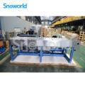 Machine à glaçons à bloc de refroidissement direct Snoworld
