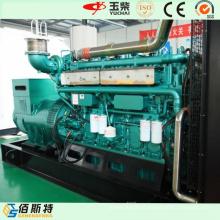Refroidissement de l'eau Portable 1000kw prix usine groupe électrogène diesel à vendre
