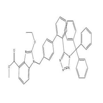 Ultra Pure Candesartan Cilexetil Intermediates CAS 150058-29-0