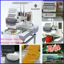 new single head domestic embroidery machine with free embroidery design