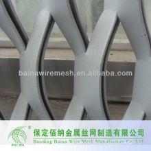 Malla de alambre de metal expandido