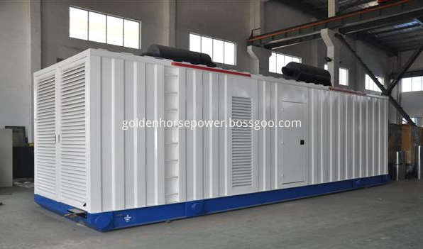40'containerized generator