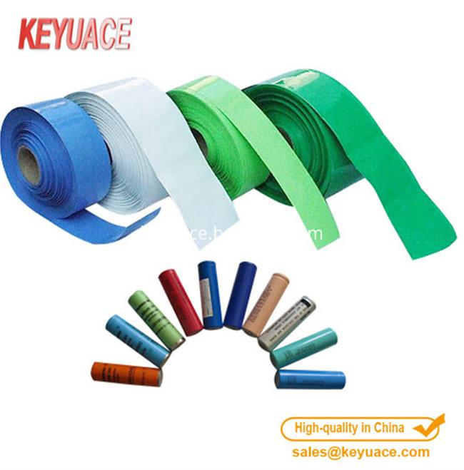 Heat Shrink tubing for battery pack