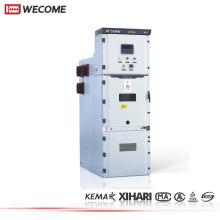 Panneau de commutation électrique 11kv de moyenne tension de KYN28 11kV plaqué par métal