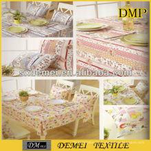 hübsche Textilmarkt Baumwolle Stoff