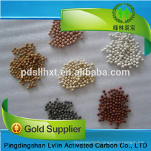 Water Treatrment Materials Natural Ceramsite / Ceramsite Sand For Sell In China