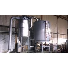 continuous plate dryer for chlorine acid in chemical