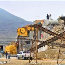200tph Stone Aggregate Crushing Plant