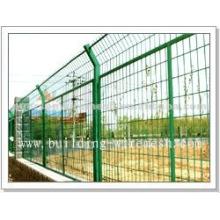 Geschweißter gerahmter Zaun (puersen Fabrik)