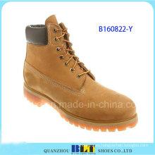 Venta caliente botas de invierno casual para los hombres