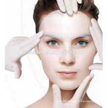 Masques de visage de bio cellulose