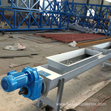 Best Price for for Screw Conveyor Chain conveyor for dust remover supply to Jordan Suppliers