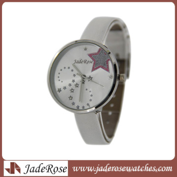 Vogue Alloy Watch Men Leather Watch