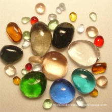 Eco-friendly cheap glass beads from China