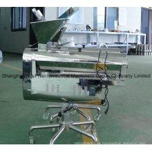 Ce aprobado automático farmacéutica cápsula pulidora y clasificación máquina de pulido