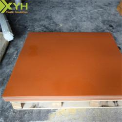 For Jigs Orange&Black Textolite Sheet