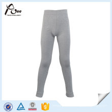 Jungen warme nahtlose Unterwäsche Kinder lange Hosen