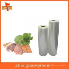 Alimentos de alta calidad de envoltura de alimentos de película de estiramiento para alimentos / embalaje de paletas
