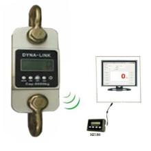 Dynamometer CE y OIML Aprobado