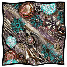 Bandana Ladies Favorite Square Silk Satin Bandana