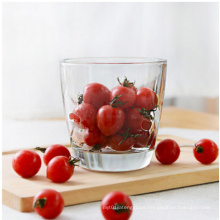 650ml Lead Free Glass Water Cup Clear Glass Dessert Cup