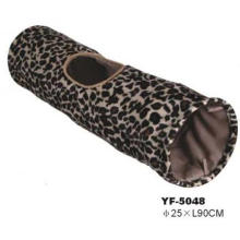 Fashion Cat Tunnel, Sleeping Cat Toy (YF-5048)