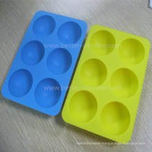 Customized Food Safe Silicone Ice Cube Trays