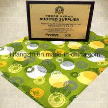 Ropa de cama / Textil hogar / Impreso / Cortina / 100% poliéster / Pongee Fabric