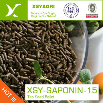 natural snails pesticide tea seed pellet