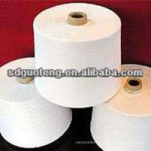 горячая распродажа бамбуковое волокно/ хлопок Пряжа 21с 30х 40Х 50х вязать/тканые