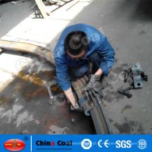изогнутый стальной арочный луч для подземной поддержки тоннеля прямыми мануфактуры
