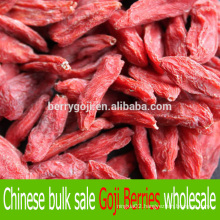 Chinese bulk sale goji berries wholesale