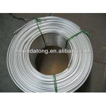 Tubo / tubo de aluminio redondo 6061