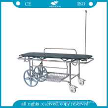 AG-HS016 Military Folding Stretcher with Artificial Leather Mattress