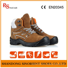 Engineering Steel Toe Working Safety Shoes