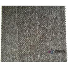 Deluxe Classic Herringbone Alpaca Fabric