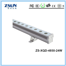 Outdoor P65 1000mm 18W 24W 36W RGB LED Wall Washer