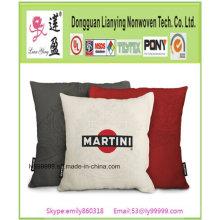 Mode-Baumwoll-Leinen-Rückseiten-Kissen- / Sofa-Kissen-Dekor