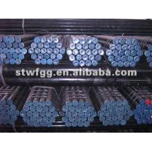 Kohlenstoff-nahtloses Stahlrohr oder ASTM A106 Gr.B runde Auswahl mit kleiner Größe