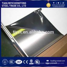 EN1.4404/316L EN1.4401 ASTM 316 Stainless steel sheet price per ton