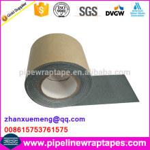 cinta de sellado de goma de butilo con materiales de relleno