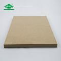 matériau de construction mdf panneau simple 4'x8'x15mm