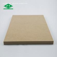 material de construção mdf plain board 4'x8'x15mm