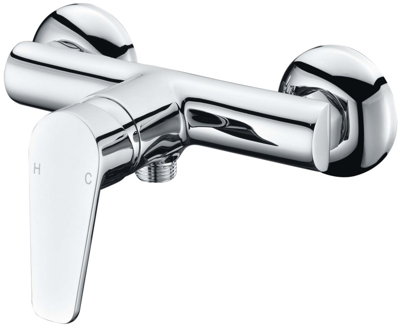Chrome Bathtub Faucet