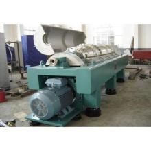 Centrifugeuse de décanteur de lait de noix de coco à haute production continue de Lw