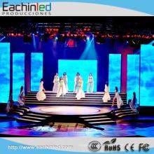 P3.9 500x1000mm farbenreicher beweglicher LED Vorhang für Stadiums-Hintergrund