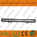 47inch 260W CREE LED Light Bar, Flood Euro 4WD Boat Ute Driving Work Lights, nouvelle barre lumineuse LED Sr de la gamme 10W 10W