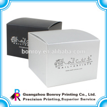 Newest design custom folding High quality paper gift boxes for jars