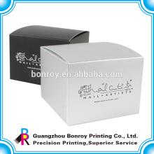 Новый дизайн пользовательского складной высокое качество бумажные коробки подарка для банок